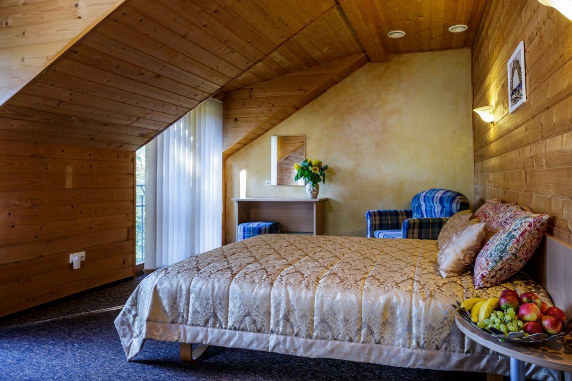 miegamasis svečių namuose