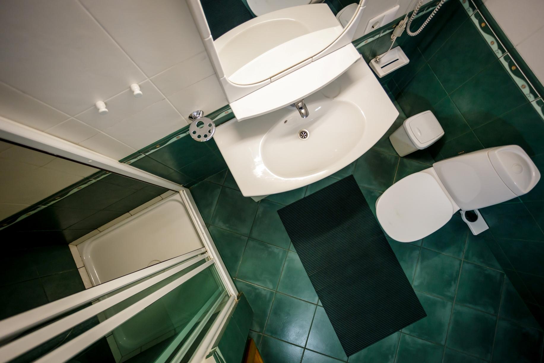 Vonios kambarys ir dušas